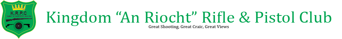"Kingdom ""An Riocht"" Rifle & Pistol Club"
